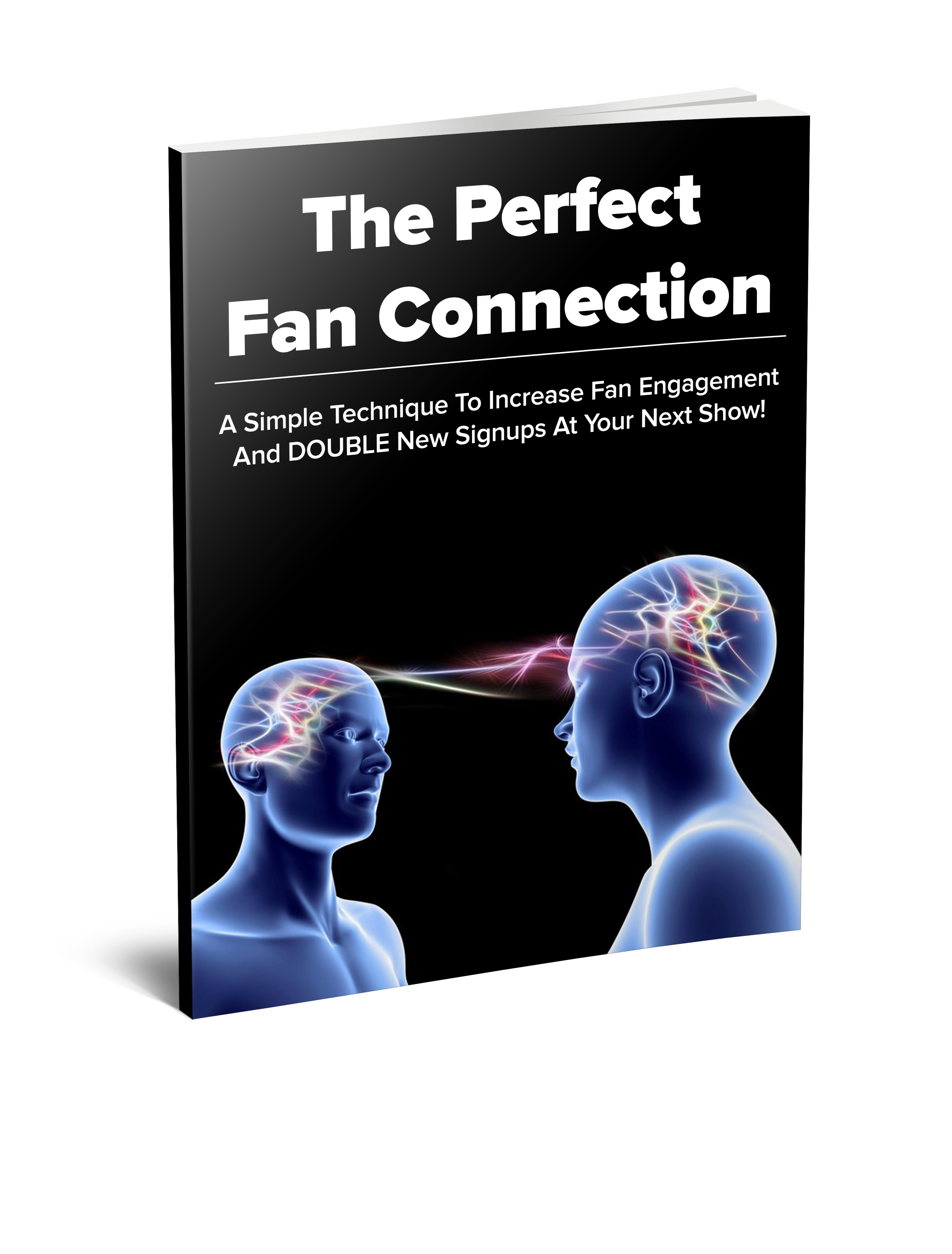 The Perfect Fan Connection: Increase Fan Engagement - 3D